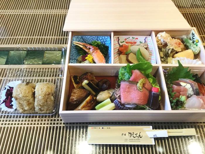 松花堂4,000円