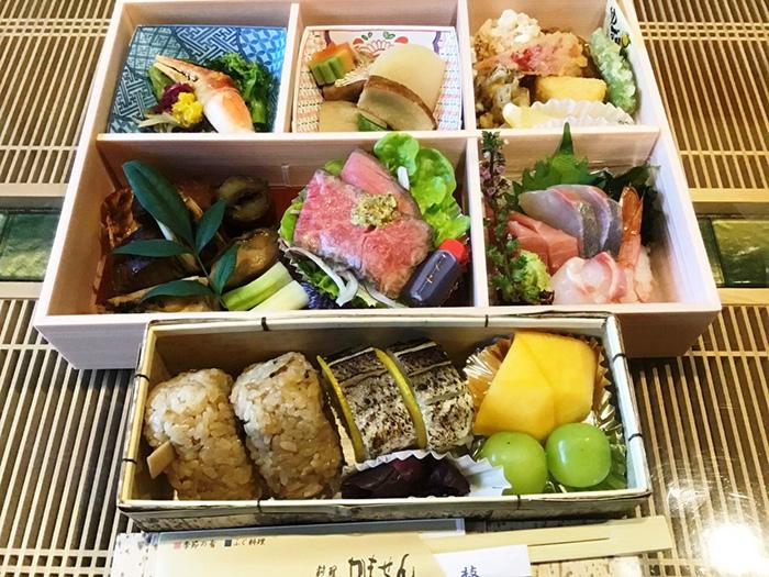 松花堂5,500円